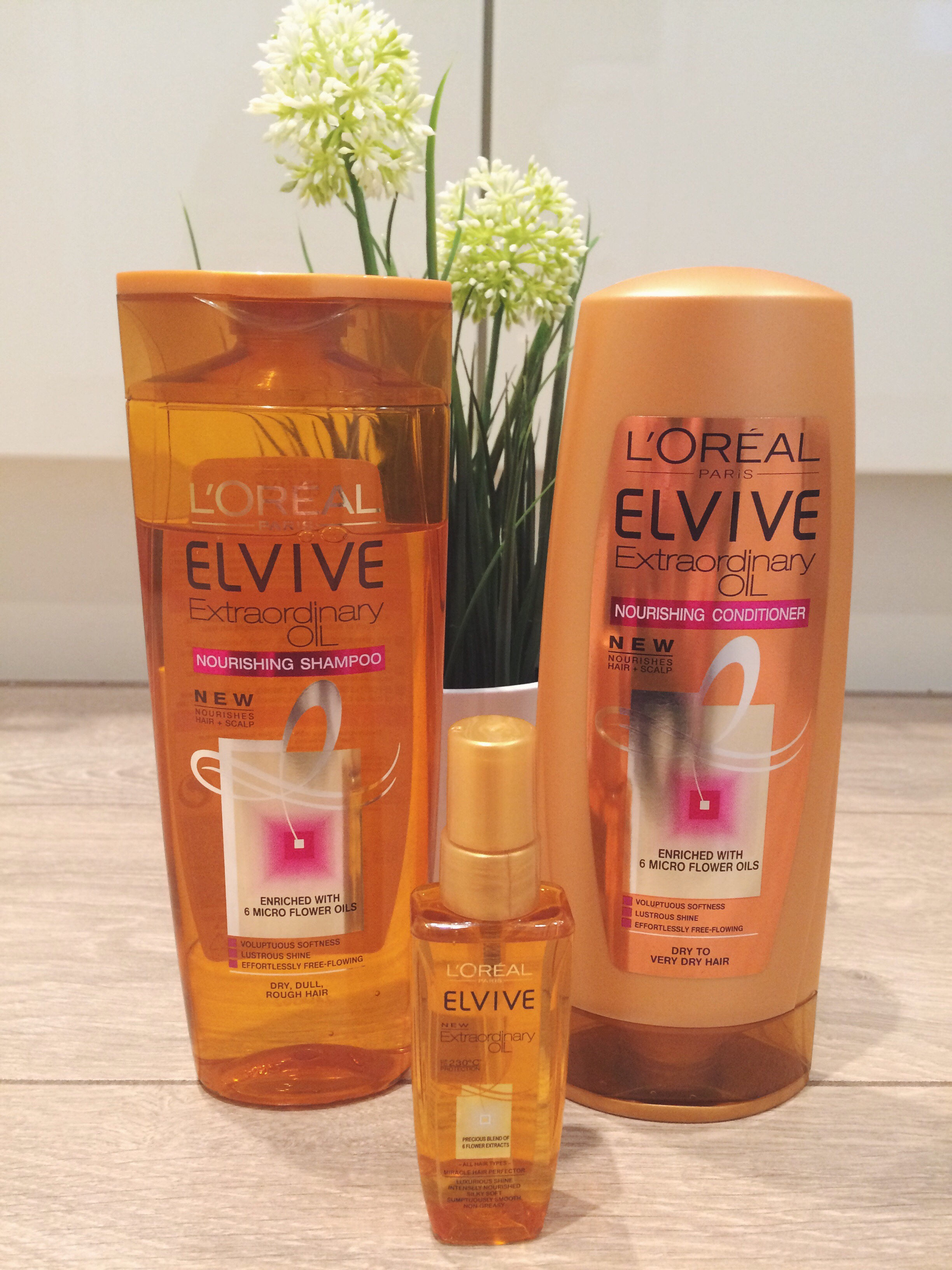 L'Oreal Paris Elvive Extraordinary Oil | Review