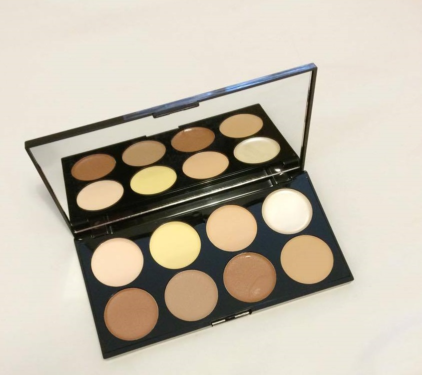 Makeup Revolution Ultra Cream Contour Palette | Review