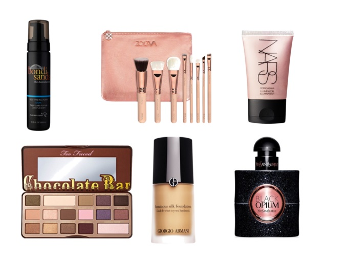 Beauty Wishlist Spring 2016