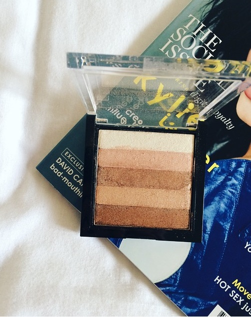 Makeup Revolution Radiant Shimmer Brick