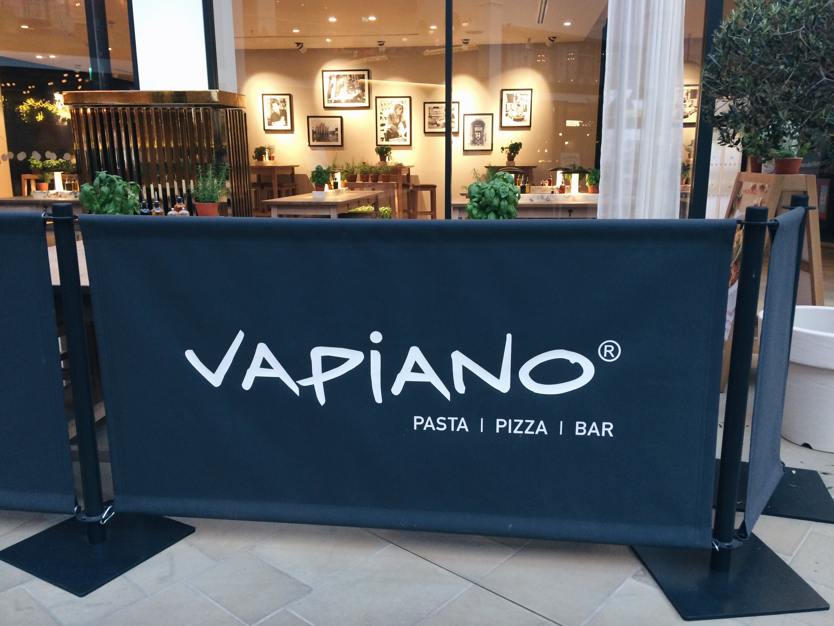 Vapiano | Cocktail Launch