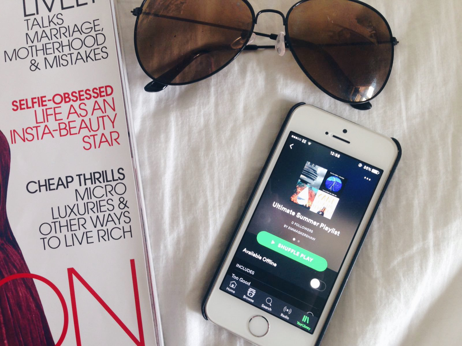 The Ultimate Summer Playlist