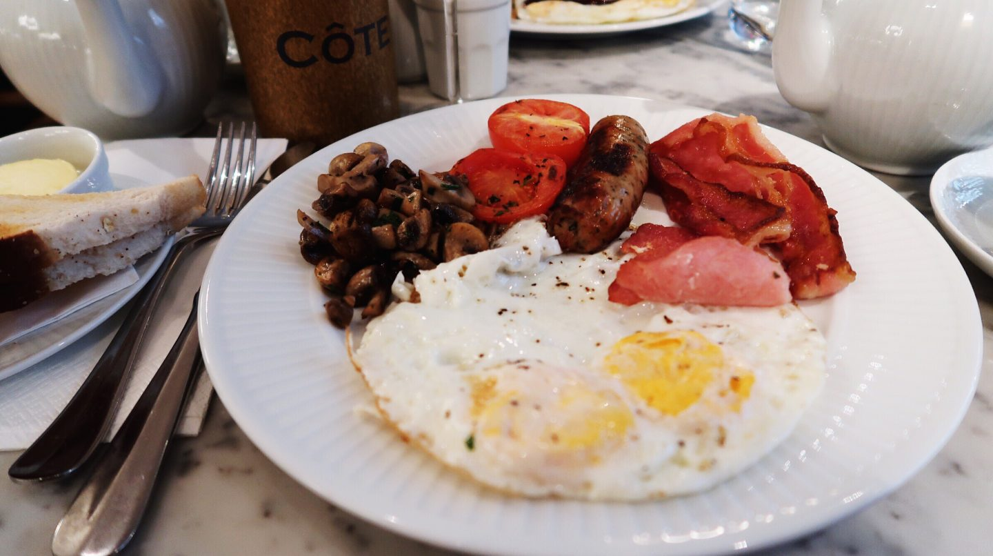 Mother's Day Brunch At Cote Brassiere