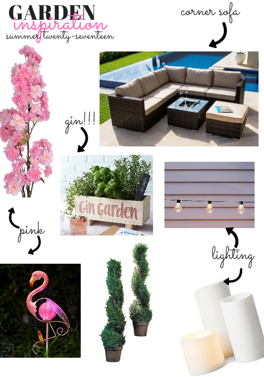 Garden Inspiration For Summer 2017