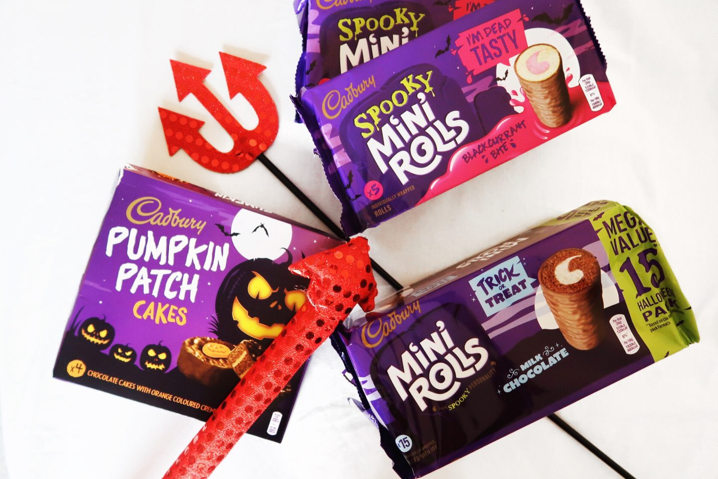 Fang-tastic Halloween Treats From Cadbury Cakes