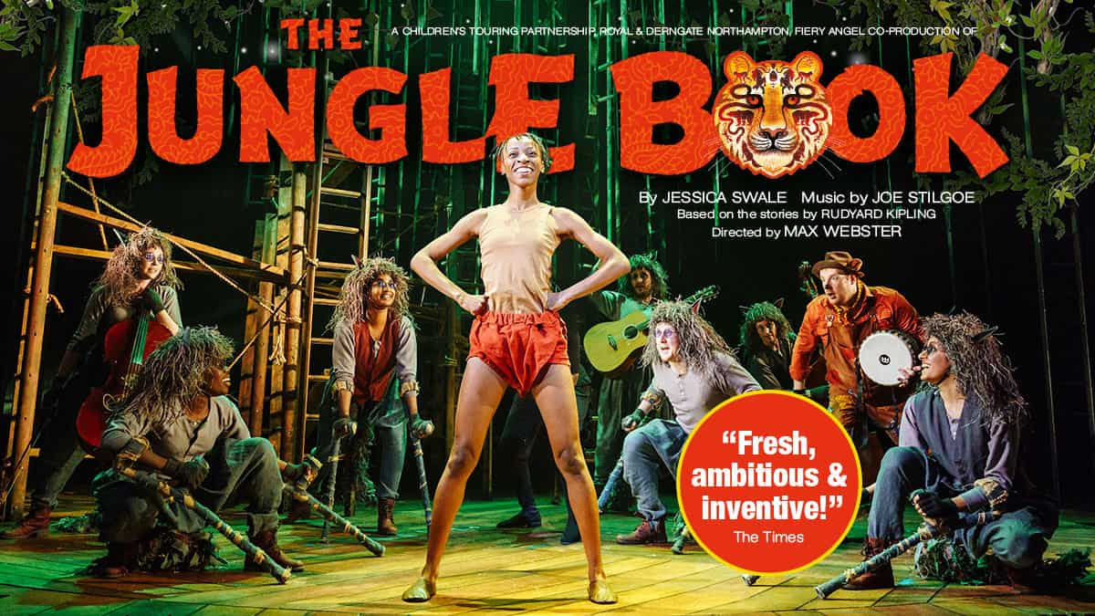 The Jungle Book, The Lowry Theatre