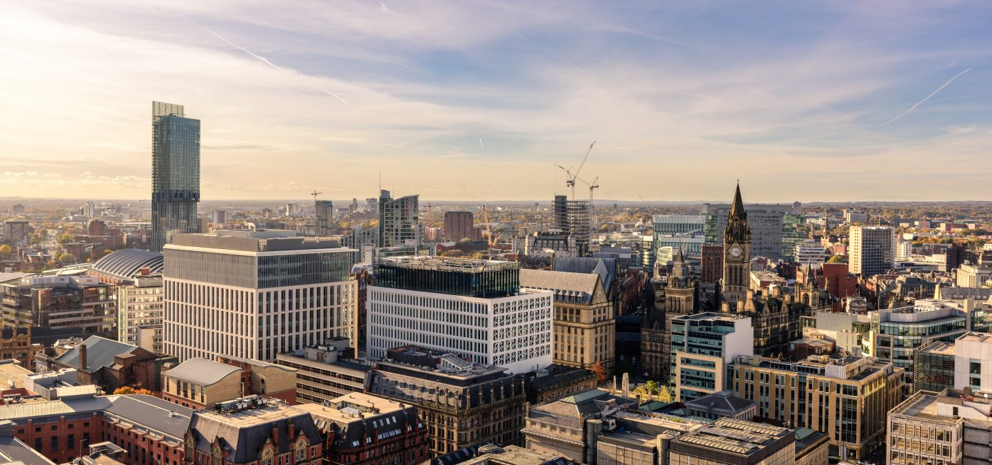 Should you consider investing in Manchester property?