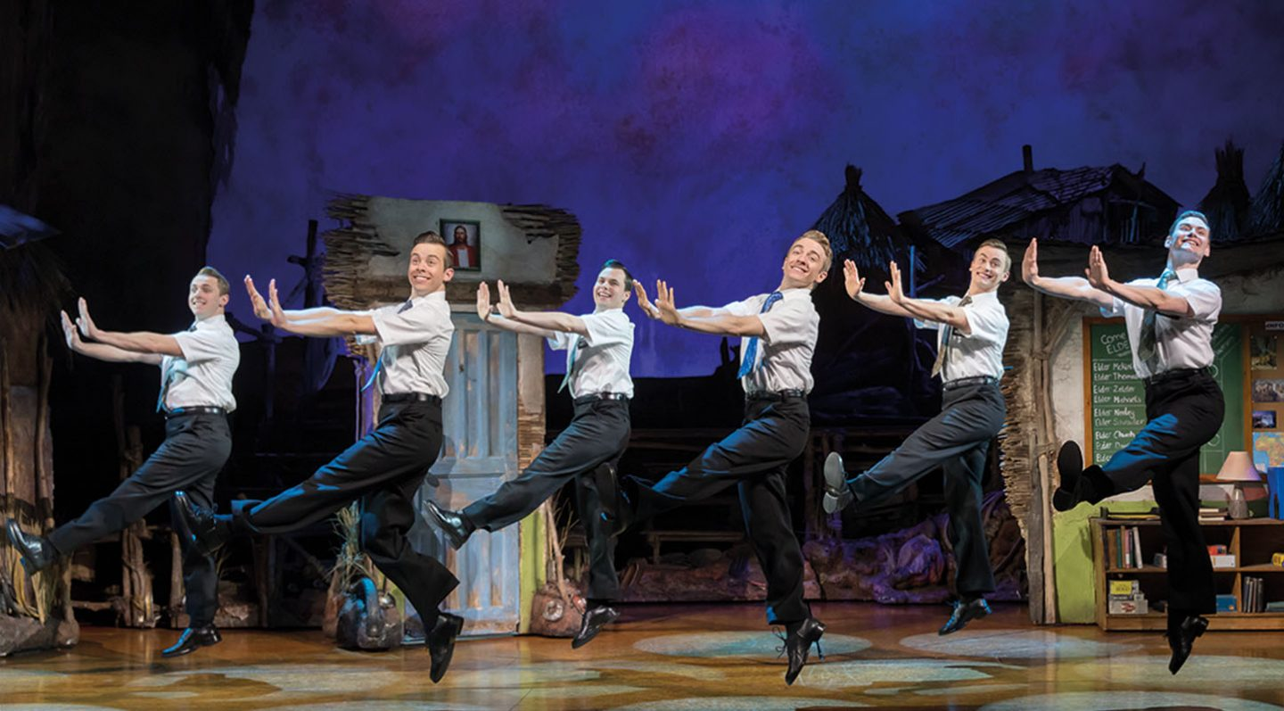The Book of Mormon Is About To Become One Of Your Favourite Shows Of 2019