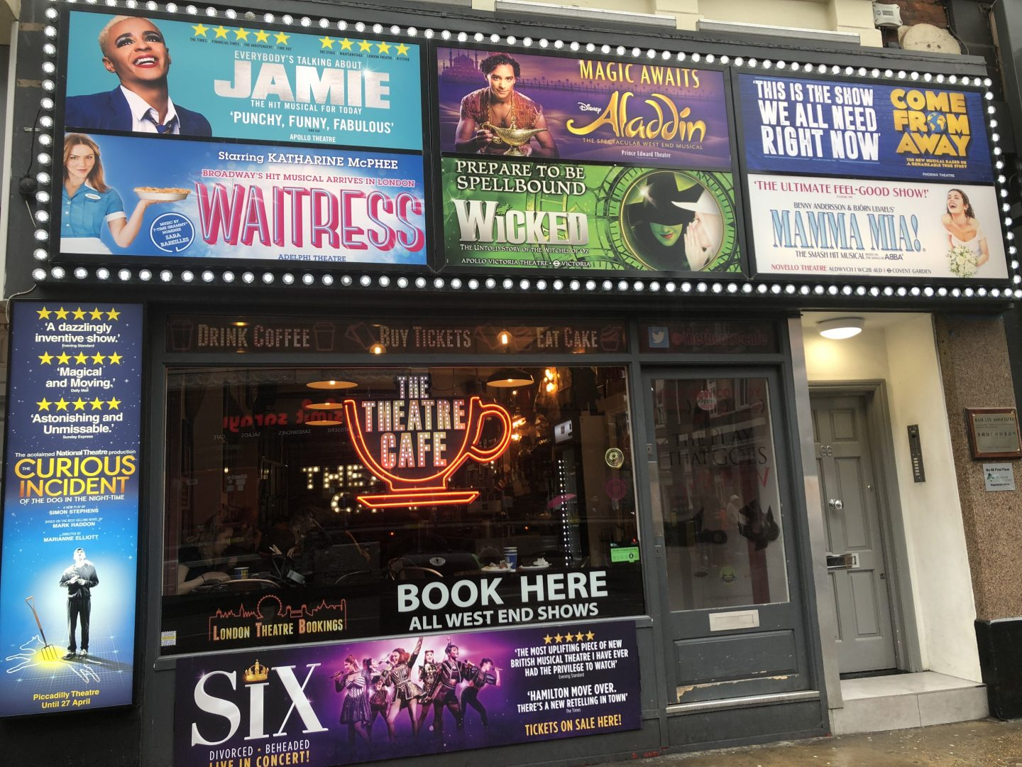 The Theatre Café Is Opening A Second Stagey Site